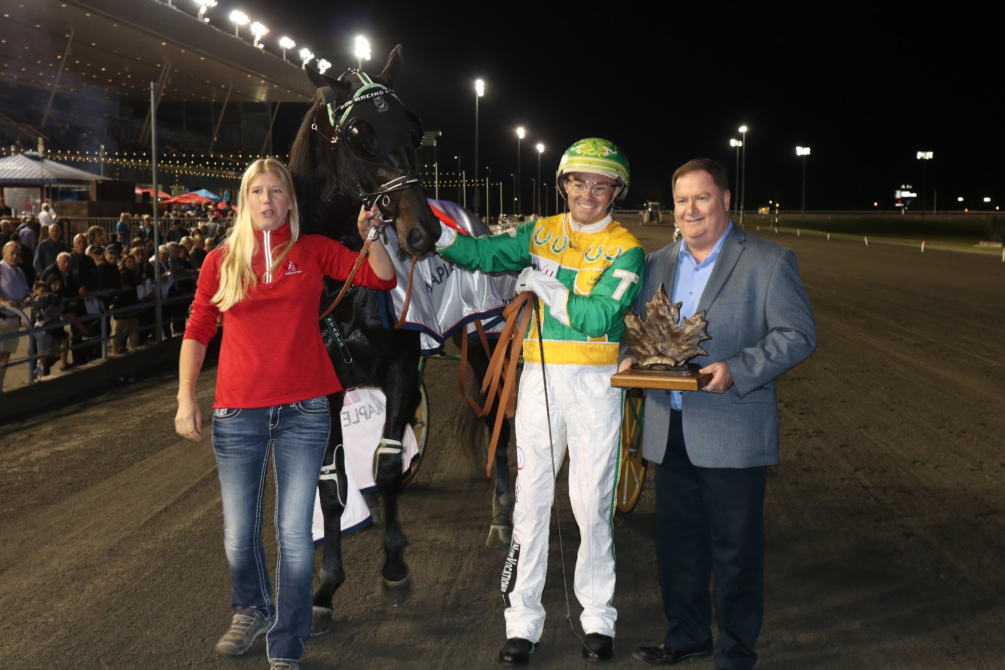 McKelvie to retire from Woodbine