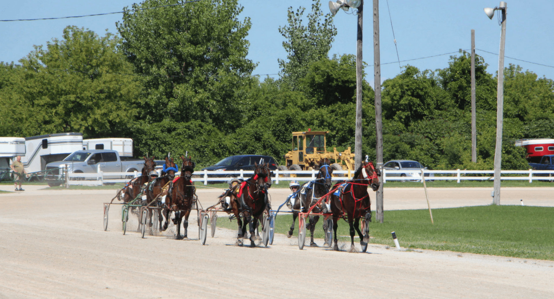 Nick Barnsdale's Leamington Raceway Selections: Sunday, August 30, 2020