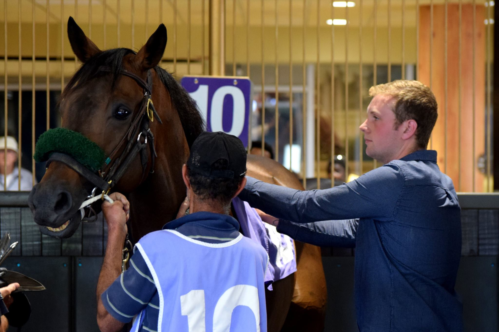 Cole Bennett: Thoroughbred racing's jack-of-all-trades