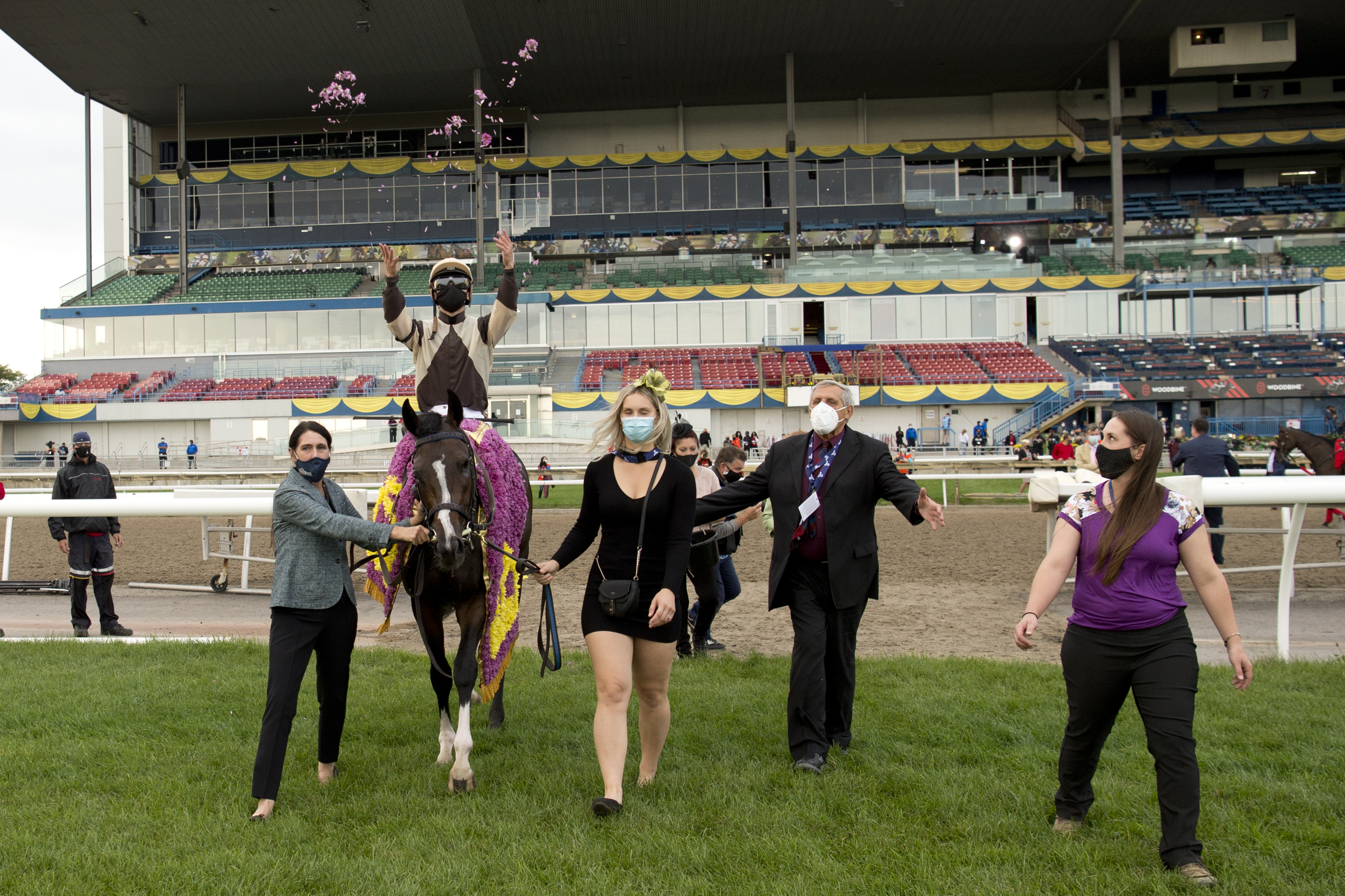 Queen's Plate champion Mighty Heart continues OLG Canadian Triple Crown chase in Prince of Wales Stakes