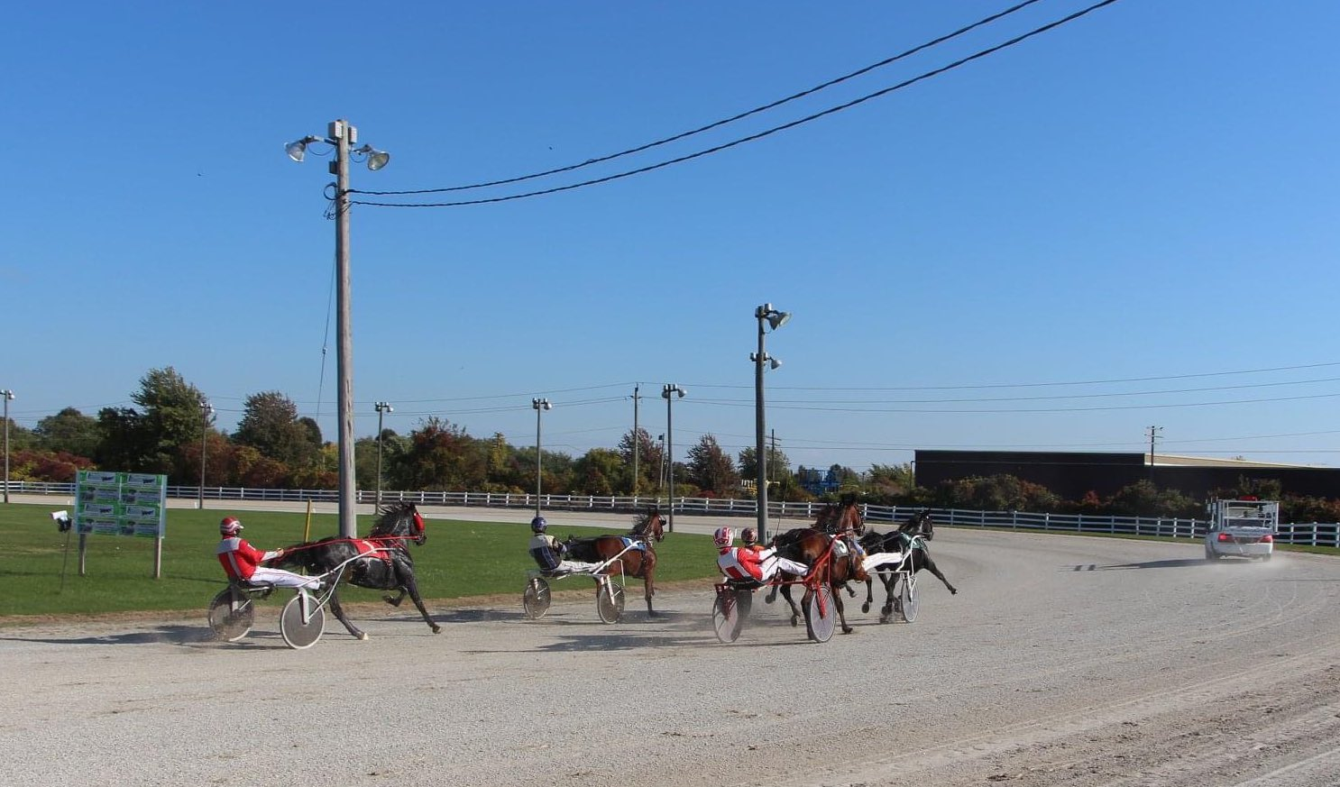 Nicholas Barnsdale's Leamington Raceway Selections: Sunday, October 4, 2020