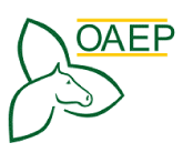 Racehorse veterinarians receive awards from OAEP