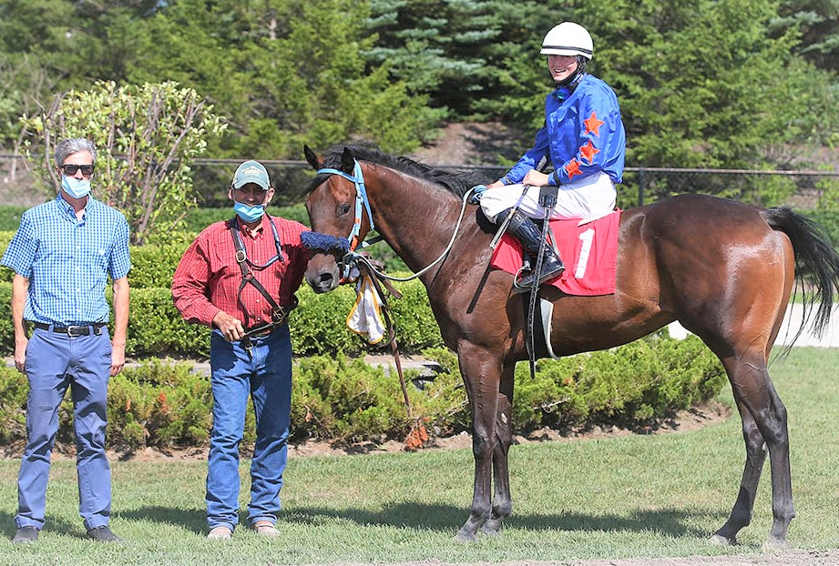Alan Hudgins: Going the Quarter Horse extra mile
