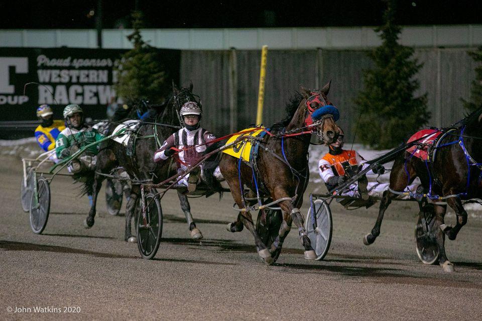 Western Fair Raceway Results
