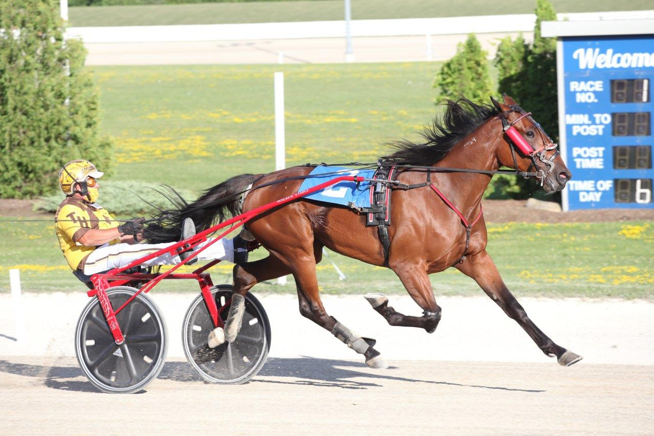 Muscle Mass misses sweep Grassroots at Grand River