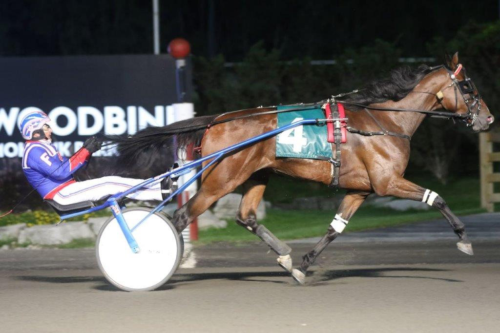 Trotting fillies bring Walker back to the Grassroots postseason