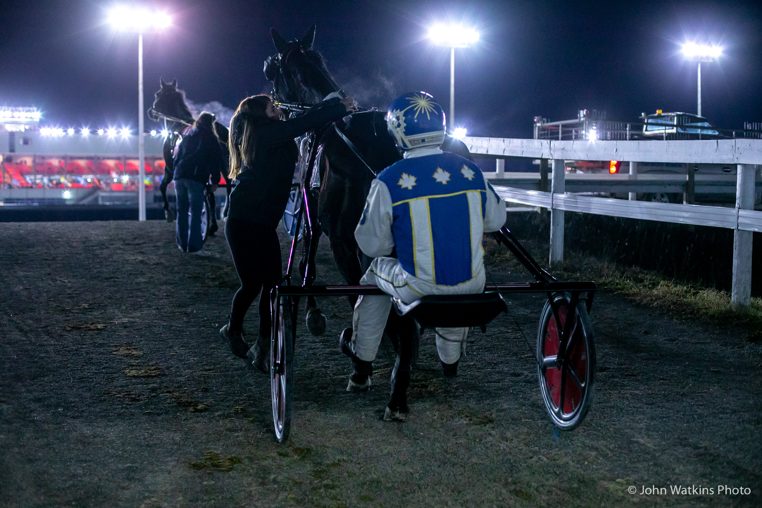 Garnet Barnsdale's Flamboro Downs Selections: Tuesday, December 15, 2020