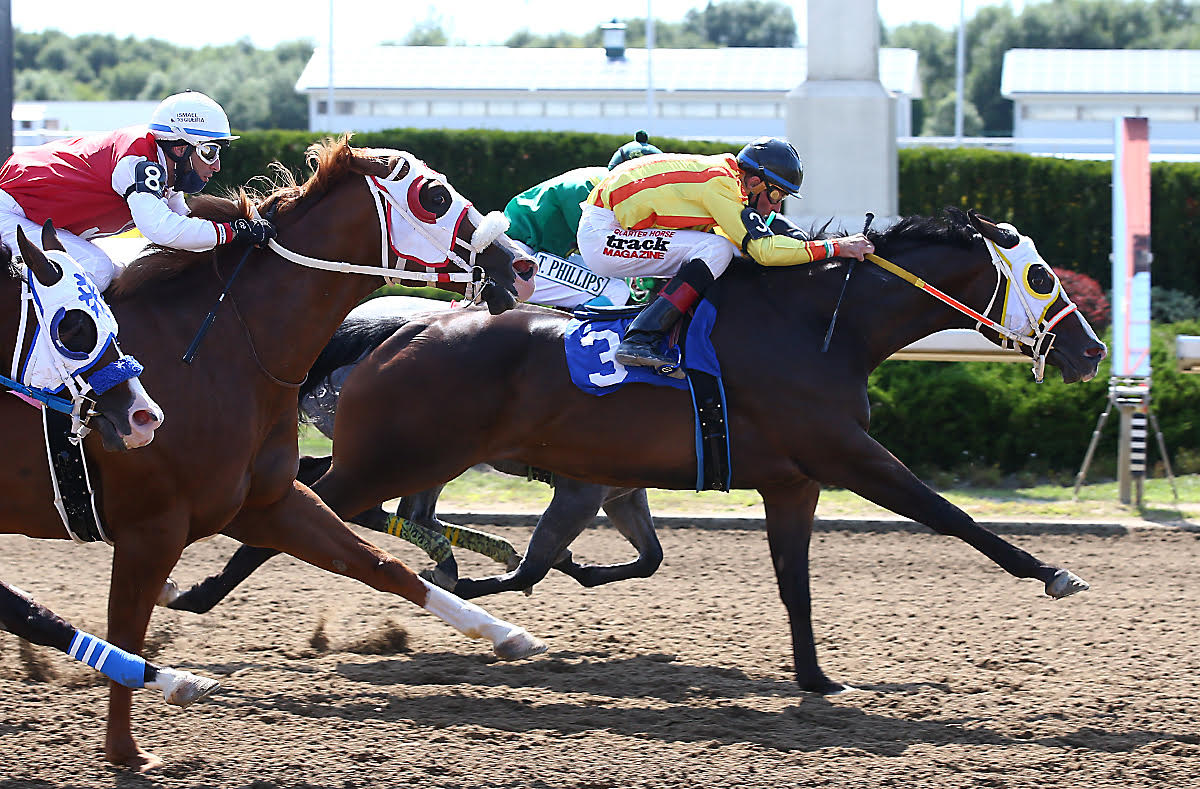 Country Boy 123 returns home a winner; Streakinlilwagon Captures $16,000 QROOI Overnight Dash