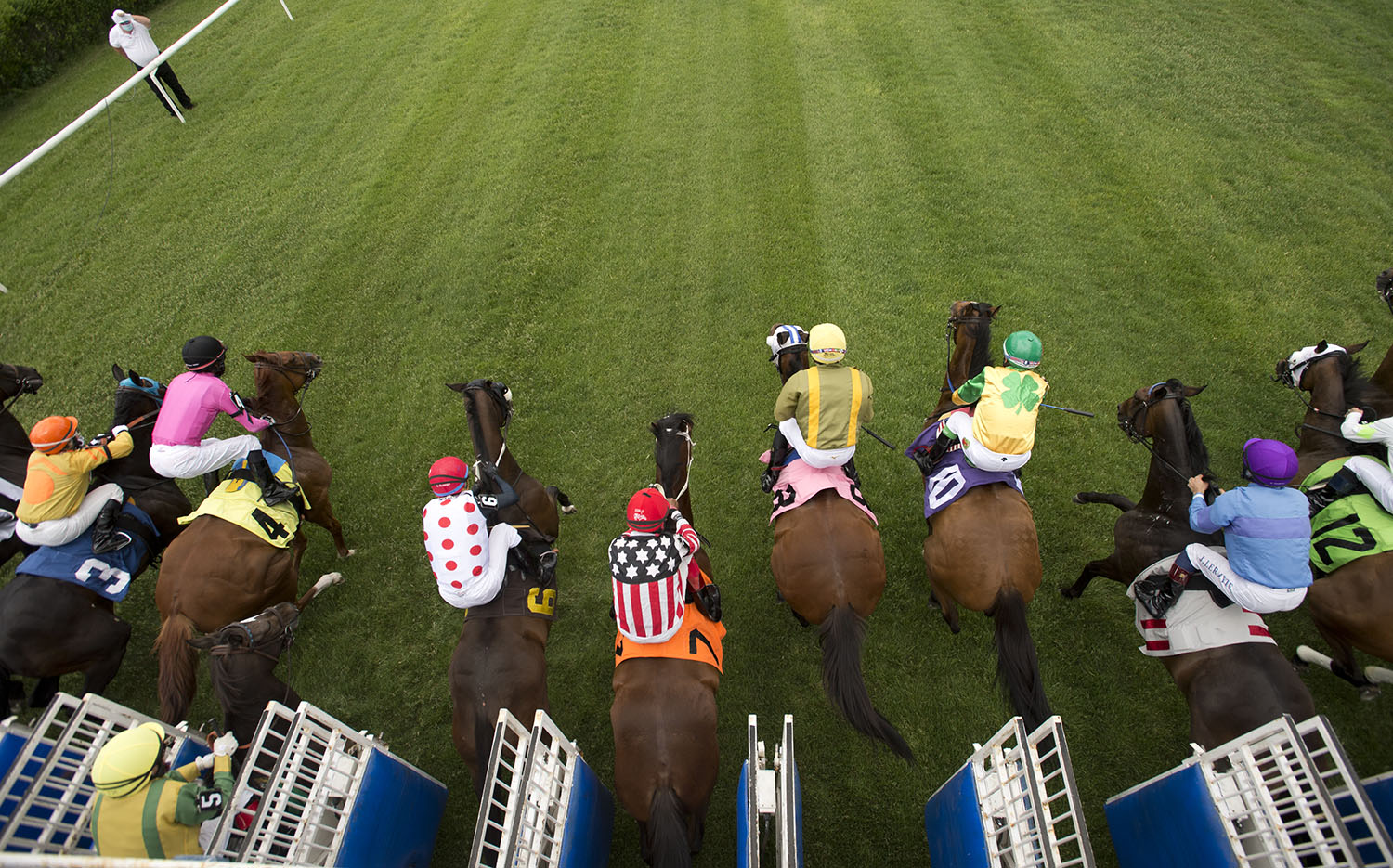 Post time changes for live Thoroughbred racing at Woodbine